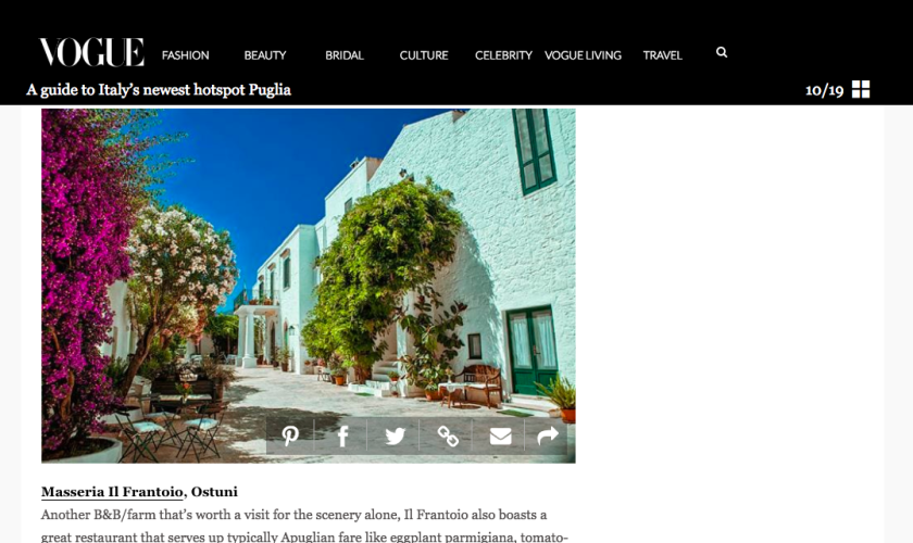 A guide to Italy's newst hotspot Puglia
